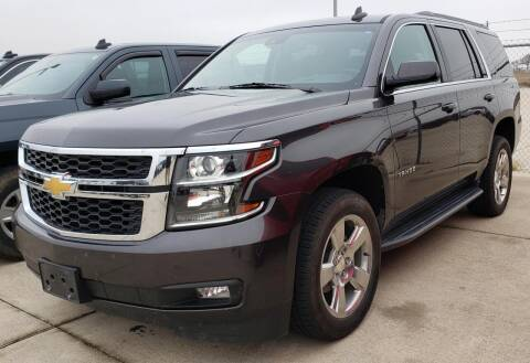 2018 Chevrolet Tahoe for sale at Lipscomb Auto Center in Bowie TX