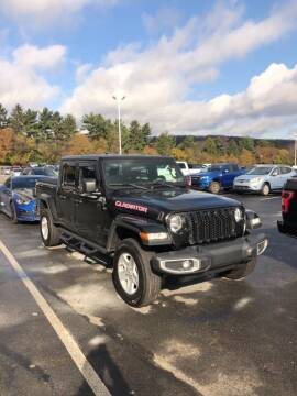 2020 Jeep Gladiator for sale at Jeff D'Ambrosio Auto Group in Downingtown PA