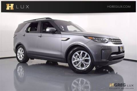 2020 Land Rover Discovery for sale at HGREG LUX EXCLUSIVE MOTORCARS in Pompano Beach FL