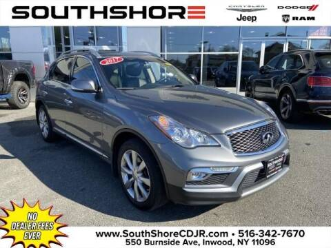 2017 Infiniti QX50 for sale at South Shore Chrysler Dodge Jeep Ram in Inwood NY