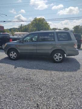 2007 Honda Pilot for sale at Magic Ride Auto Sales in Elizabethton TN