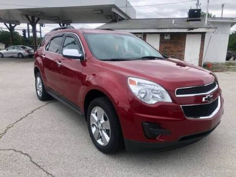 2014 Chevrolet Equinox for sale at Auto Target in O'Fallon MO