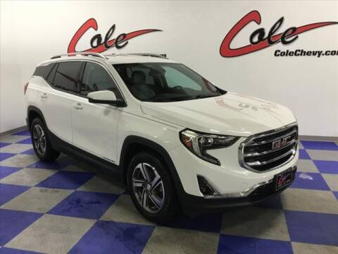 2020 GMC Terrain for sale at Cole Chevy Pre-Owned in Bluefield WV
