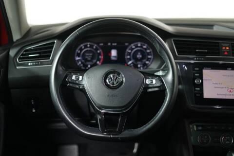 2018 Volkswagen Tiguan for sale at CU Carfinders in Norcross GA
