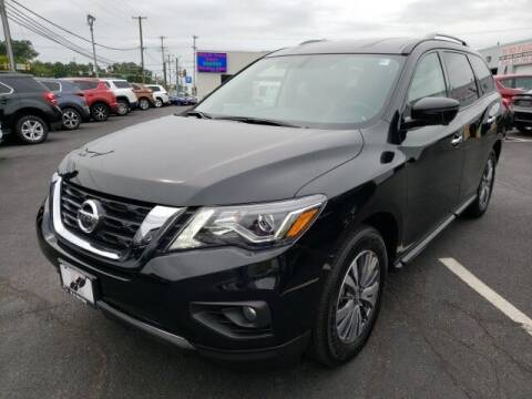 2020 Nissan Pathfinder for sale at Hi-Lo Auto Sales in Frederick MD