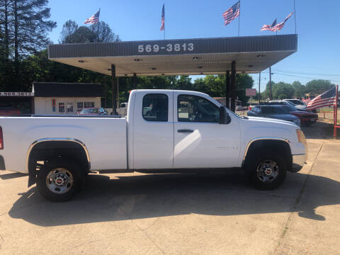2008 GMC Sierra 2500HD for sale at BOB SMITH AUTO SALES in Mineola TX