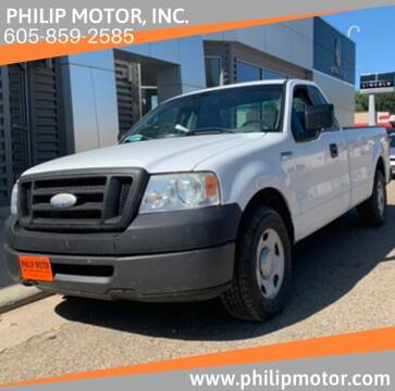 2008 Ford F-150 for sale at Philip Motor Inc in Philip SD