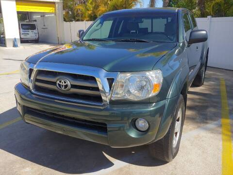 2009 Toyota Tacoma for sale at Autos by Tom in Largo FL