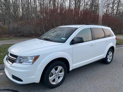 2014 Dodge Journey for sale at Padula Auto Sales in Braintree MA