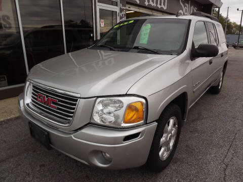 2006 GMC Envoy XL for sale at Arko Auto Sales in Eastlake OH