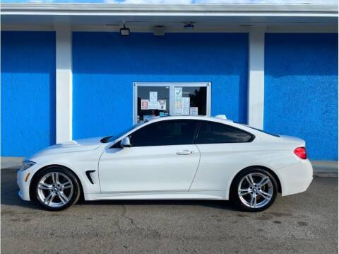 2015 BMW 4 Series for sale at Khodas Cars in Gilroy CA