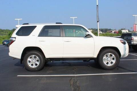 2021 Toyota 4Runner for sale at Twin City Toyota in Herculaneum MO