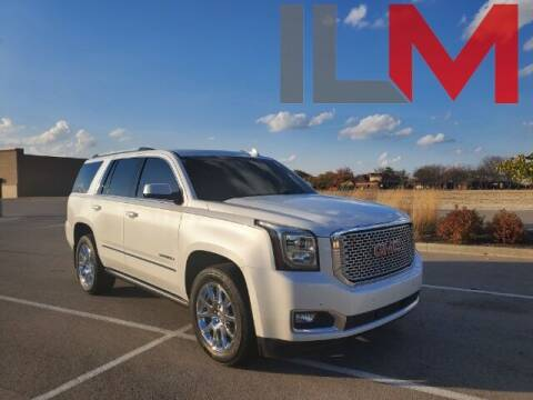 2016 GMC Yukon for sale at INDY LUXURY MOTORSPORTS in Fishers IN