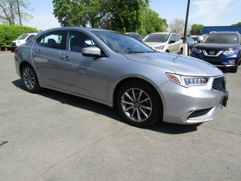 2018 Acura TLX for sale at 2010 Auto Sales in Troy NY
