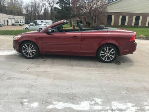 2012 Volvo C70 for sale at Renaissance Auto Network in Warrensville Heights OH