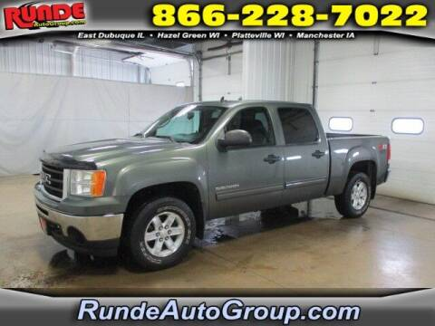 2011 GMC Sierra 1500 for sale at Runde Chevrolet in East Dubuque IL