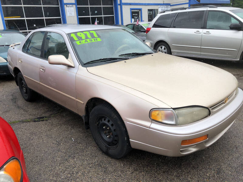 1996 Toyota Camry for sale at Klein on Vine in Cincinnati OH