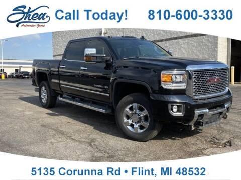 2016 GMC Sierra 3500HD for sale at Jamie Sells Cars 810 - Linden Location in Flint MI