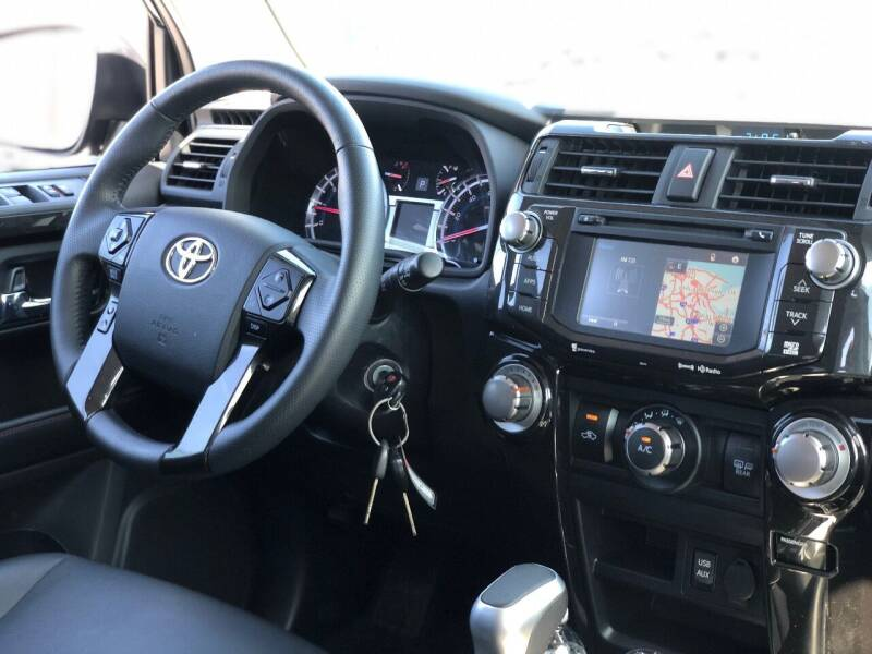 2019 Toyota 4Runner 4x4 TRD Off-Road Premium 4dr SUV - Newark NJ