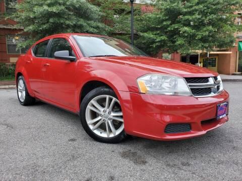 2012 Dodge Avenger for sale at H & R Auto in Arlington VA