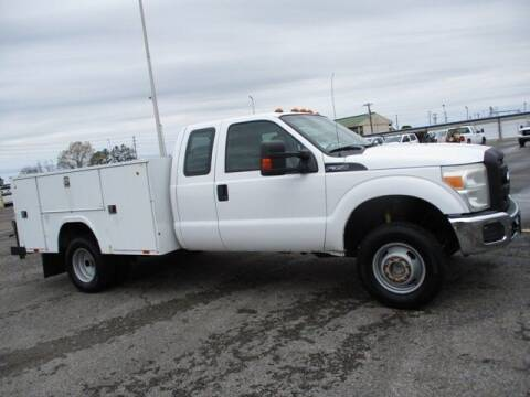 2012 Ford F-350 Super Duty for sale at GOWEN WHOLESALE AUTO in Lawrenceburg TN