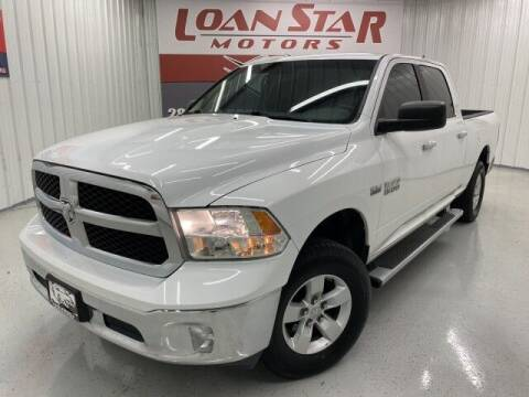 2016 RAM Ram Pickup 1500 for sale at Loan Star Motors in Humble TX