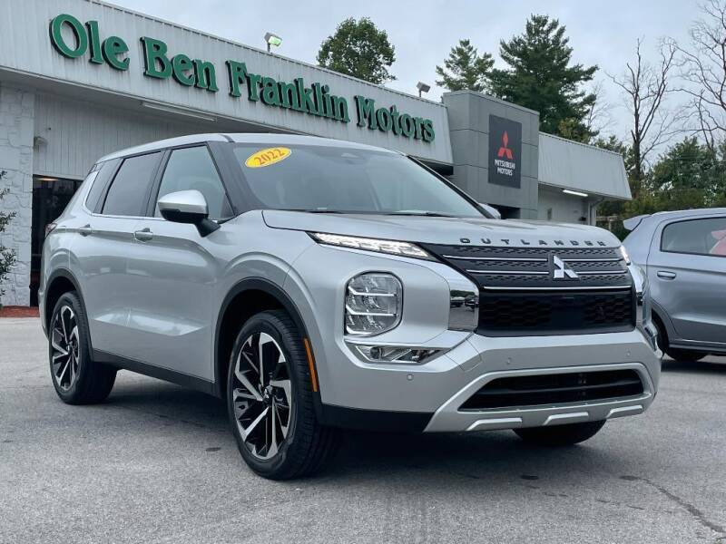 2022 Mitsubishi Outlander for sale in Knoxville, TN