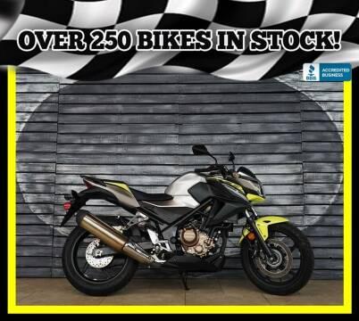 2017 Honda CB300 for sale at AZautorv.com in Mesa AZ