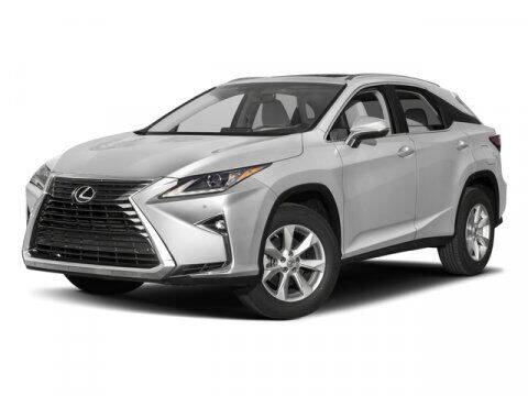 2017 Lexus RX 350 for sale at HILAND TOYOTA in Moline IL