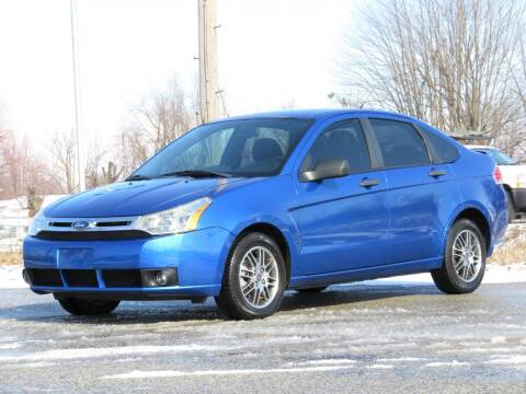 2011 Ford Focus for sale at Tonys Pre Owned Auto Sales in Kokomo IN