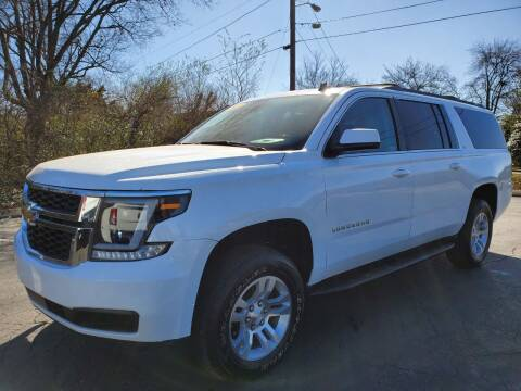 2015 Chevrolet Suburban for sale at Tennessee Imports Inc in Nashville TN