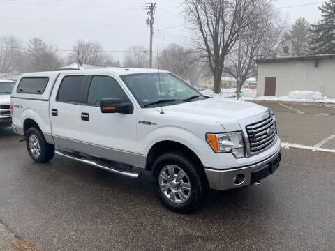2011 Ford F-150 for sale at Chief Automotive, Inc. in Bonduel WI