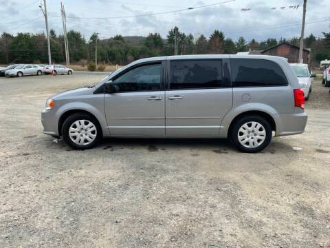2014 Dodge Grand Caravan for sale at Upstate Auto Sales Inc. in Pittstown NY
