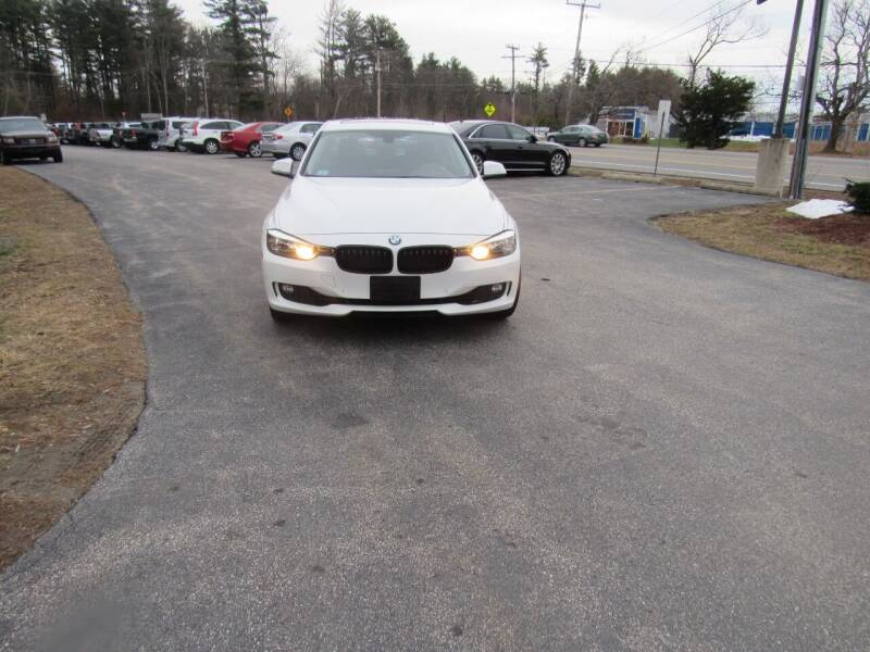 2015 BMW 3 Series for sale at Heritage Truck and Auto Inc. in Londonderry NH