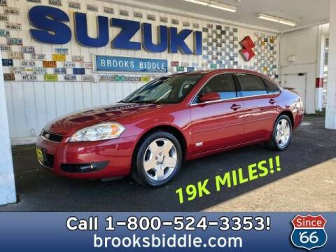 2006 Chevrolet Impala for sale at BROOKS BIDDLE AUTOMOTIVE in Bothell WA