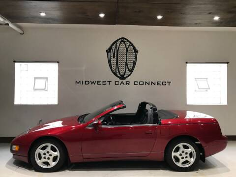 1993 Nissan 300ZX for sale at Midwest Car Connect in Villa Park IL