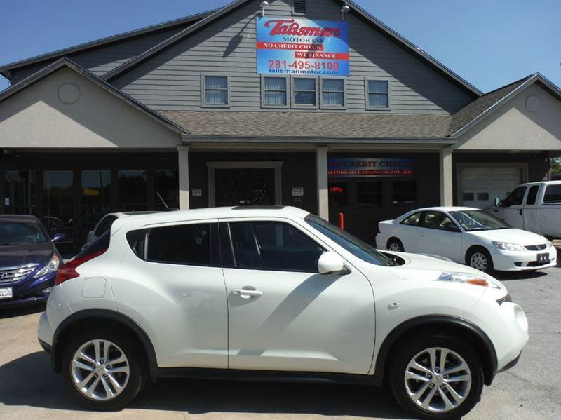 2011 Nissan JUKE for sale at Don Jacobson Automobiles in Houston TX
