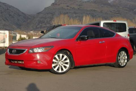2008 Honda Accord for sale at REVOLUTIONARY AUTO in Lindon UT