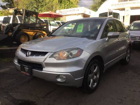 2007 Acura RDX for sale at Drive Deleon in Yonkers NY