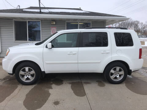 2011 Honda Pilot for sale at 6th Street Auto Sales in Marshalltown IA