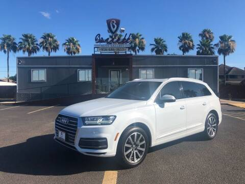 2018 Audi Q7 for sale at Barrett Auto Gallery in San Juan TX