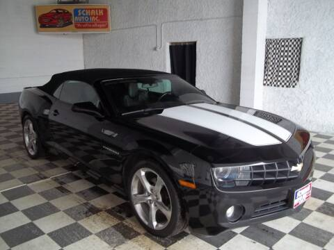2013 Chevrolet Camaro for sale at Schalk Auto Inc in Albion NE