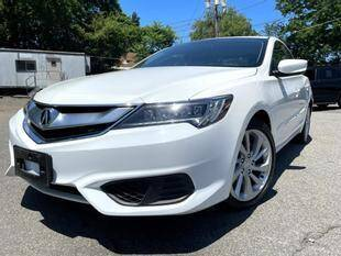 2018 Acura ILX for sale at Rockland Automall - Rockland Motors in West Nyack NY