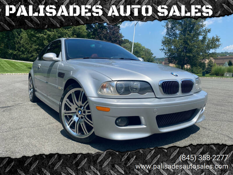 2003 BMW M3 for sale at PALISADES AUTO SALES in Nyack NY