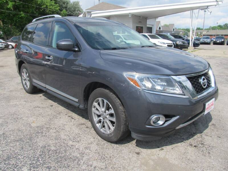 2013 Nissan Pathfinder for sale in Hilliard, OH