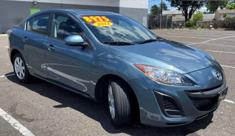 2011 Mazda MAZDA3 for sale at Blvd Auto Center in Philadelphia PA