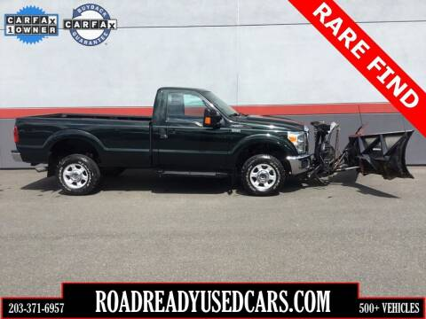 2015 Ford F-350 Super Duty for sale at Road Ready Used Cars in Ansonia CT