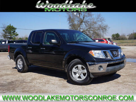 2011 Nissan Frontier for sale at WOODLAKE MOTORS in Conroe TX