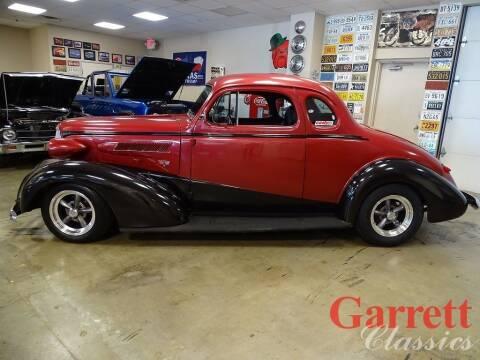 1937 Chevrolet Street Rod for sale at Garrett Classics in Lewisville TX