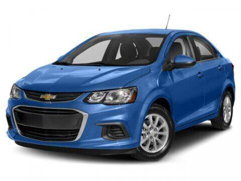 2019 Chevrolet Sonic for sale at Auto Finance of Raleigh in Raleigh NC